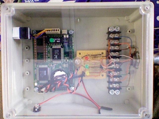 JK MicroSystems picoFlash Single Board Computer Housing