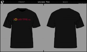 SolarYpsi T-shirt