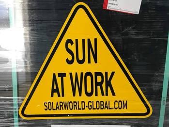 Sun at Work