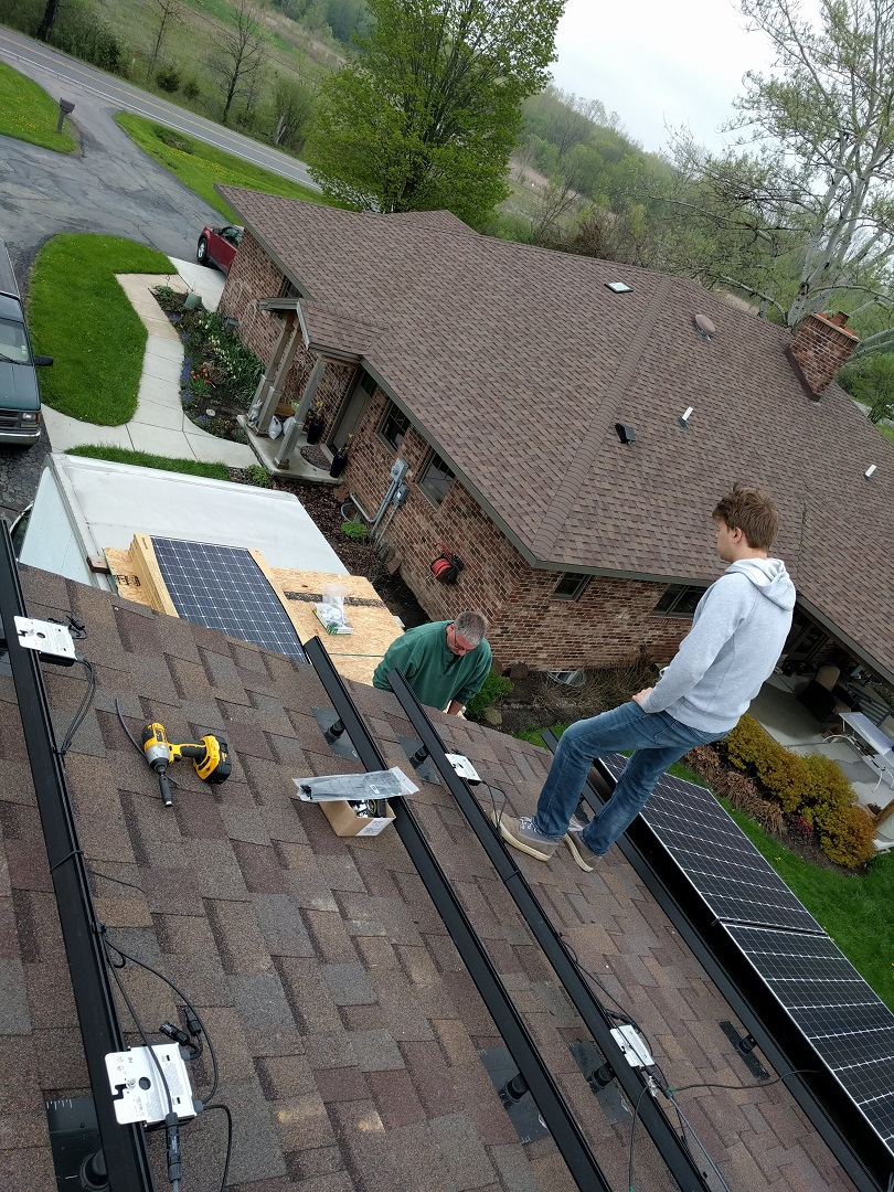 Solarypsi Ypsilanti Michigan Installations Site Info