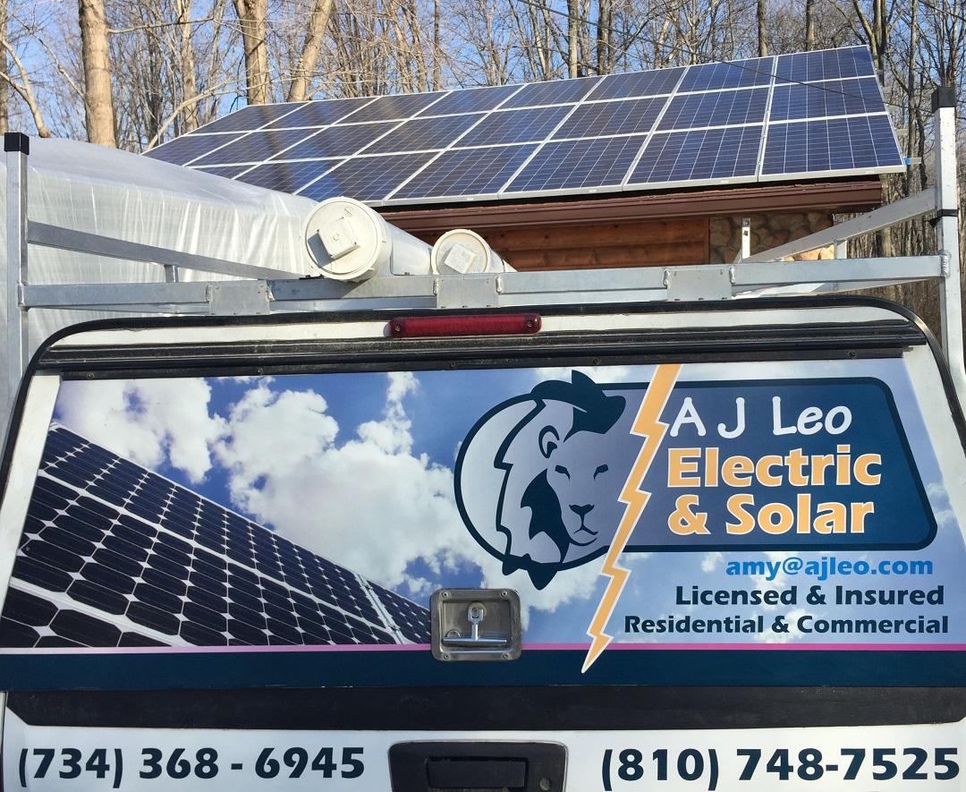 Solardetroit Detroit Michigan Installations Site Info
