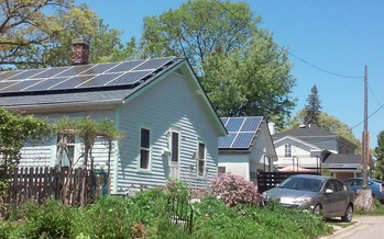 Solar on Maple Court