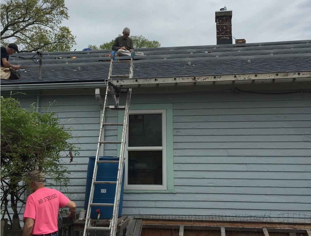 Solarannarbor Ann Arbor Michigan Installations Site