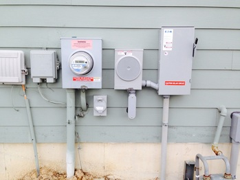 Bidirectional meter, generation socket, and solar disconnect