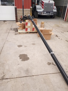 Parts for the solar installation