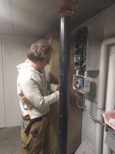 Installing the 4th inverter