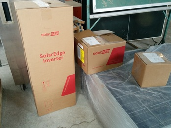 Inverter and optimizer parts