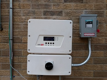 New 6kW SolarEdge HD-wave inverter