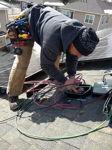 Wiring the home runs
