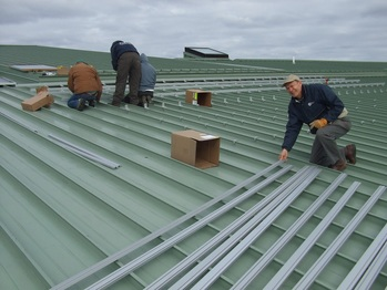 Installing the rails