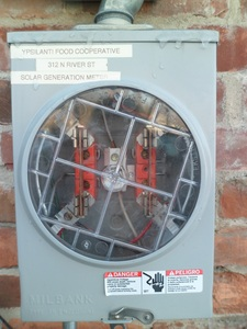Solar Generation Meter Socket